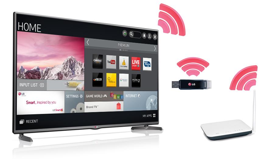 La novedad del SUPER WIFI y como sin usar de la TV los canales podrían ser la solución ante el dilema del internet